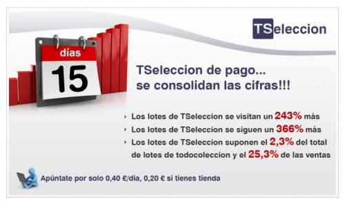 15dias de TSeleccion se consolidan cifras