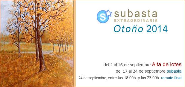 subasta extraordinaria otoño 2014 (1)