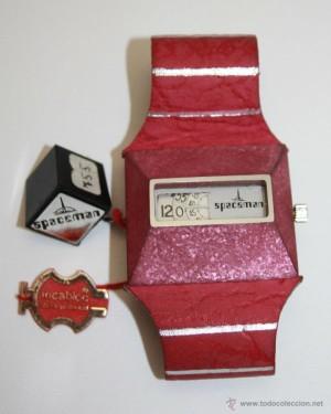 Reloj vintage Spaceman