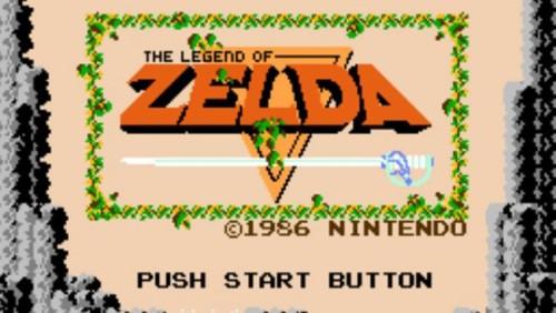 Primer Zelda