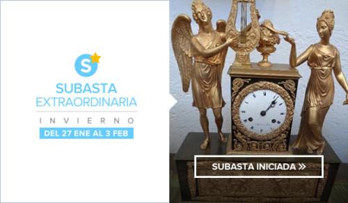 Subasta Extraordinaria Invierno 2016, Iniciada