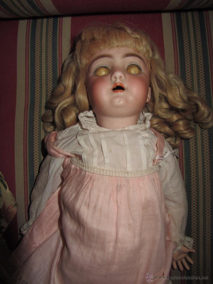 muñecas porcelana halloween