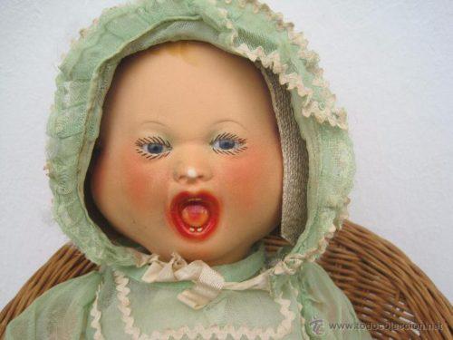 muñeca halloween
